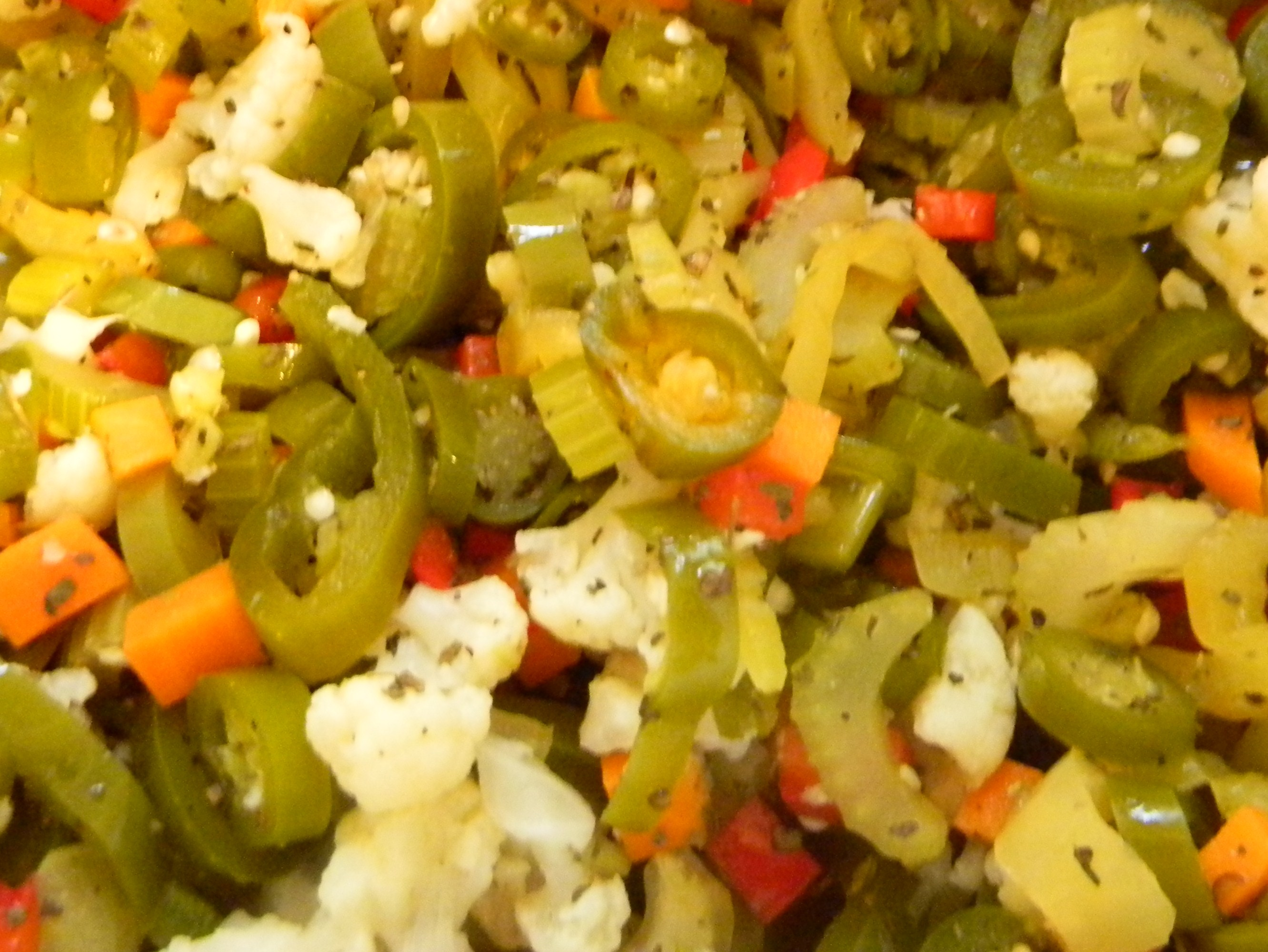 Giardiniera – The Method | piggytummy